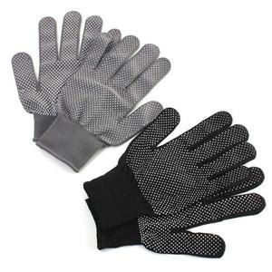 1 Paar Hitzebeständige Schutzhandschuh Haar Styling zum Curling Gerader Flacher Eisen Werkhandschuhe Sicherheitshandschuhe Hohe Qualität Anti-C
