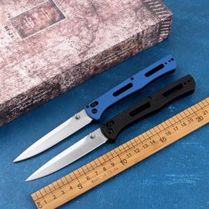 417 Poignée de fibres de nylon en acier S30V lame couteau pliant extérieure survie de camping couteau de cuisine de chasse au sac de ceinture outil EDC