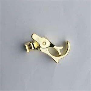 Kreative Metall Zigarette Ringe Goldene Silber Farbe Beliebte Rauchen Halter-Zahnstange Rauch Zubehör Für Erwachsene Partei Versorgung 4 14Ae H1