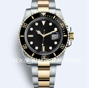 8 Style Luxury Watch 116610LN 116618LN 116618LB 116619LB 116613LN 116610LV 116613LB 114060 Ceramic Bezel Automatic Diving watch Mens Watches