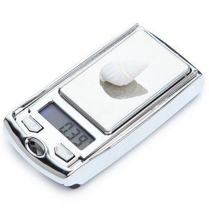 Mini Balance électronique de haute précision 0,01 gramme Bijoux Portable précis Balances numériques multi-fonction petite poche d'or échelle BH1855 ZX