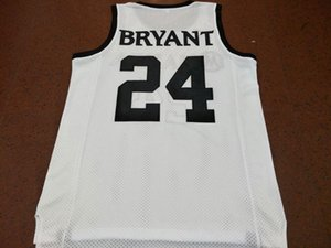 Custom Men Youth women Rare #2 Mamba round neck K B College Basketball Jersey Size S-4XL or custom any name or number jersey