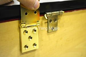 Piano attrezzo di sintonia Pianoforte Spedizione Accessori Top blocco della copertura del metallo cerniera libero