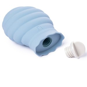 Saco de água Youpin JJ Mini Silicone Micro-ondas Aquecimento quente com tampa de malha Aqueça mão saco de água Injection 620 mL de água quente Garrafa 3011908