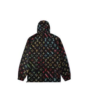 Mens Jackets Coats Style Paris Designer Fashion Casual Classic Hooded Windbreaker Jackets Men Women Sports Jacket Coat 2020