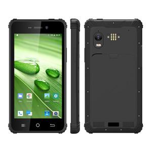 QCOM P550 5.5 inç Sunlight Okunabilir Ekran IP67 Sağlam su geçirmez Smartphone NFC Cep Telefonu ile
