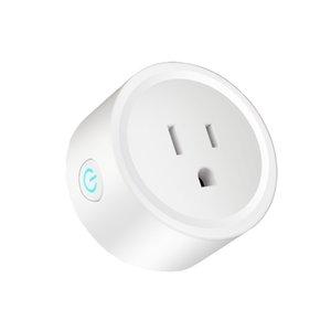 D'origine sans fil Smart WiFi Socket Holder prise d'alimentation avec wattmètre à distance Téléphones Alexa contrôle APP Remote Control par IOS Android