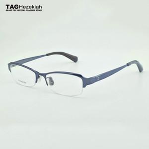 التيتانيوم النظارات الإطار النساء 2019 العلامة التجارية TAG حزقيا إطارات النظارات الطبية للنساء قصر النظر الكمبيوتر مشهد شفاف