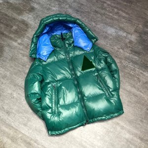 Лучшие женщины мужчины дизайнер куртки с капюшоном вниз куртках теплый moncle пальто зимы снег комом ветровка куртка женская верхняя одежда пуховики