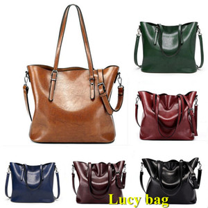 Fashion and Hot Women Leather Shopping Bag Crossbody Shoulder Tote Satchel Handbags Europe and America Shoulder Bag