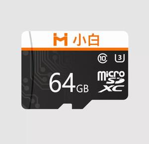 Recorder Camera Phone Cartão Xiaomi Youpin Xiaobai Micro SD 32G 64G 128G 95MB / S 100MB / S de cartão de memória Micro TF Flash Card Para