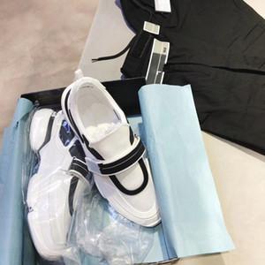 2019 beiläufige Cloudbust beiläufige Schuhe 18SS Qualität Unisexschuhe authentische lederne Art und Weisemasche bequem und tragbar nicht Fuß tren tragen