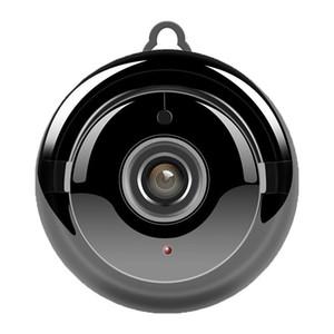 Detección de la cámara IP V380 Mini Wifi 960P HD inalámbrica circuito cerrado de visión nocturna por infrarrojos de movimiento 2-Way Audio rastreador de movimiento de la seguridad casera 10pcs / lot