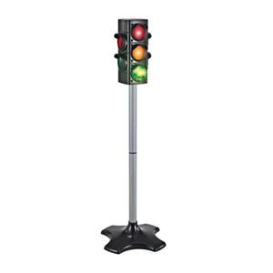 Criança Toy Educação presente Xmas aniversário da lâmpada Toy Seguro de passagem rodoviários Semáforos Cognitive Toy Crianças 72 centímetros Traffic Light Signal