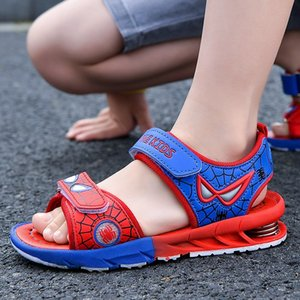 Newarrival Summer Kid Boys Sandals Cartoon Child slipper Infant Soft Bottom Shoes Casual Breathable Non-slip Footwea