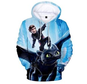 kids How To Train Your Dragon 3D Printed Hoodies boys&grils Fashion Hooded Sweatshirts New Arrival Casual Streetwear Clothes