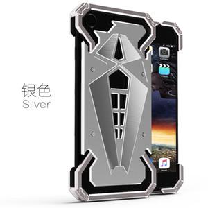 JSKEI Новый дизайн телефона чехол для iPhone 6 6s 7 плюс металлический алюминий LuxuryTough Доспех THOR Мобильный телефон Обложка