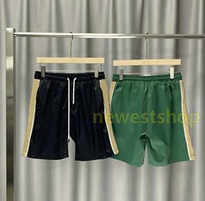para hombre 2020 nuevo verano caliente de los deportes Pantalones cortos casuales para hombre del chándal reflectantes de impresión cortos tira pantalones cortos para hombre de moda de diseño pantalón