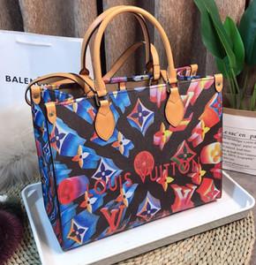 Designer Luxus-Handtasche Markenhandtasche 2020 neue Art und Weise Frauen mit Kasten hochwertigen Zubehör Versandkosten Free 0315113