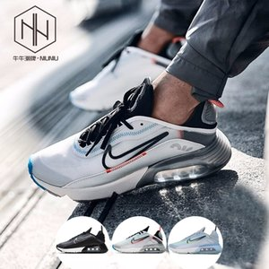 New air cushion max shoes 2090 Sneakers Running white Stock x Casual Men Cheap Mens women enfant size us 5 12 eur maxes 46 Trainers 270