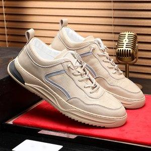 High End luxurys Chaussures Hommes Noir Whiter Designer cuir sneakers Vintage Fashion Style Triple marche Chaussures de randonnée légère Chaussures Casual