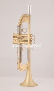 전문 떨어지는 곡 BB 트럼펫 TR-305G 마우스 피스 황동 악기 케이스, 글로버 무료 배송