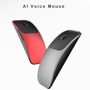 أحدث جيل الذكاء الاصطناعي اللاسلكية AI الماوس صوت يدعم الإدخال الصوتي كتابة ظائف الترجمة البحث