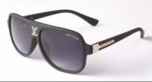 Hochwertige Marke Sonnenbrille Mens Fashion Evidence Sonnenbrille Designer Eyewear für Mens Womens Sonnenbrille neue Brille 9012