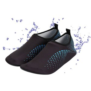 Water Shoes Unisex Lightweight Absorption Slip On Socks Footwear Beach Wading Swimming Snorkeling Driving Shoes