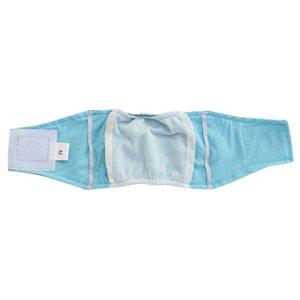 Alta Qualidade Pet Puppy Dog fisiológicas calças Sanitária Underwear Belly Banda Cotton Diaper Nova