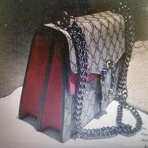 Frauen des Luxus-Designer-Tasche Handtaschen Umhängetasche 2020 neue heiße Verkaufs-Schultertasche Lackleder-Kupplungs-Ketten-Abend-Mode-Hand