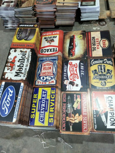 garça GTX águia campeão lengend Garagem gasolin cerveja Motor Oil retro rústico do sinal da lata de metal Wall Decor Tin Vintage Poster Café Lojas Bar casa