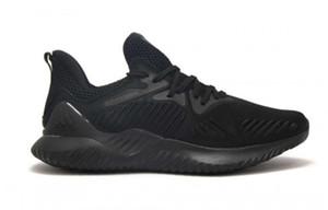 Nueva AlphaBounce Más allá AC8273 corredor mármoles de tiburón fuera de los zapatos corrientes de los zapatos del diseñador de rebote Negro Gris Blanco Alfa caqui 36-45