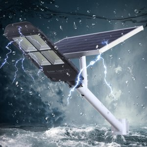 Waterproof Outdoor Wall Street Light 200W 100W 70W 40W 20W Solar Powered Lighting Remote Control for Garden Yard Street Lamp