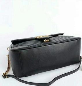 Taşınabilir Tasarımcı kaliteli Lüks Çantalar Ünlü Markalar kadın çanta Crossb 2G çanta Gerçek Orjinal Gerçek Deri Omuz Çantaları Çanta