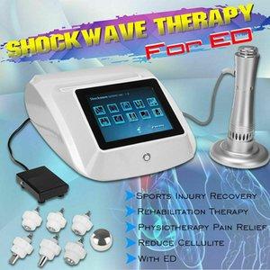 Mini ED Shock Wave Therapy dispositivo Gainswave Fisioterapia macchina corpo Pain Relief elettromagnetica onde d'urto Terapia per Ed