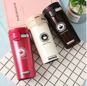 304 stainless steel thermos coffee mug thermo cup Vacuum Flasks Mini Thermoses termos thermocup