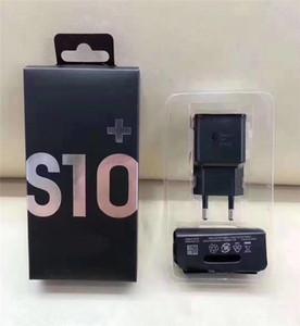 2 1 şarj kitleri 2A / 5V 1.67A / 9V hızlı USB şarj 3.0 duvar şarj + 1.2m samsung için S10 Tip C Kablo EP-TA200 S8 S9 S10 Huawei