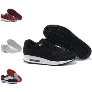 Nike air max 87 Дизайнер повседневная мужская женская thea zapatillas mujer кроссовки Chaussure Femme Trainer Легкие дышащие кроссовки для ходьбы