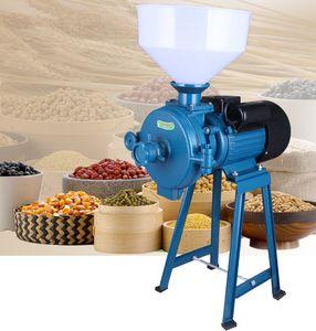 Grinder Small Superfine Grinding Machine Vollkorn-Trocken- und Nassfräsmaschine