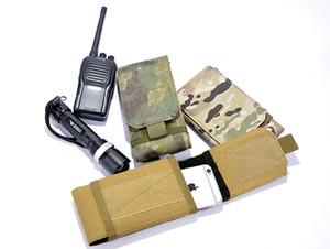 Tactical Phone Pouch Belt Holster Waist Case For DOOGEE S90 S60 S40 S30 S55 BL5000 S70 S80 Lite X100 X90L X90 N10 Y7 Y8C Y8 Plus