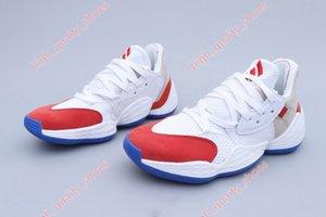 Adidas Harden Vol.4 shoes 2020 새로운 남성 제임스하든 4 권. 4 개 4S IV MVP 4 권 남자 농구 신발 야외 스포츠 Xshfbcl 교육 스니커즈