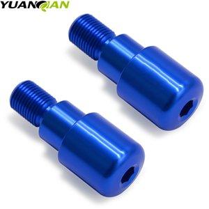 Per FZ-07 fz 07 fz07 MT-07 MT-09 MT-03 MT-10 MT-125 CNC alluminio manubrio del motociclo Ends Grips Handler Bar Plug