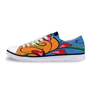 Valentine'S Day Abstract Floral Unisex Canvas Shoes For Men Classic Flats Canvas Shoes Teen Boys Studnets Low Top Sneakers