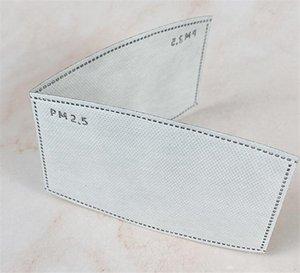 Karşıtı Dust tirme filtre yüz maskesi PM2.5 etkinleştirmek karbon 5 Katman Koruyucu Pm2.filter yüz maskesi PM2.5 etkinleştirmek karbon 5 Maske Pedler