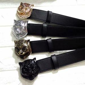 2019Hot venta mens de la correa de alta calidad de la medusa nuevo estilo de lujo diseñador de moda hebilla de cinturón para mujer