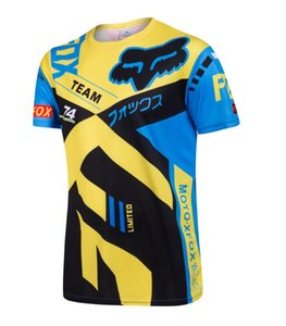 tld downhill bike cycling short-sleeved shirt polyester quick-drying summer mountain bike off-road motorcycle clothing t-shirt with the same