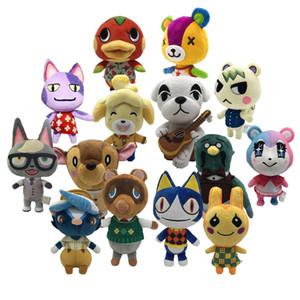 21cm Animal Crossing Peluş Oyuncak Amiibo mareşal Nadir hayvanlar Kicks Bob Mareşal Dikişler Celeste Judy NFC Çocuk Hediye Peluş Oyuncak NS Oyunları Anahtar
