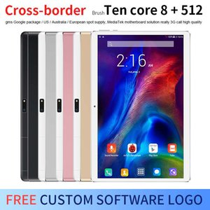 2020 new tablet PC high quality Octa Core 10 inch tablet PC production customized dual card 3G call IPS HD screen