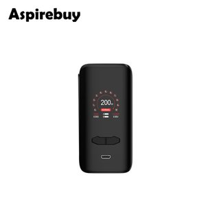Augvape VX200 Mod TC 200W BOX MOD 1.3-inch Color Display Edge-to-edge Panel to fit Your Palms 100% Authentic